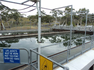 Cooma Water Treatment Plant